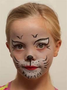 katze schminken kinderschminken katze nachher kinderschminken