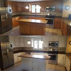 Kitchen Cabinet Refacing Boston affordable kitchen updating cabinet refinishing idea