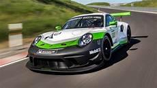 Porsche Officially Unveils 2019 911 Gt3 R Customer Racer