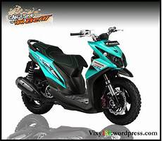 Modifikasi Beat New by Design Modifikasi New Beat Pesaing Yamaha Ttx Atau Xride