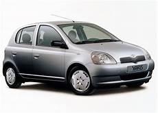 Toyota Yaris P1 Technische Daten Und Kraftstoffverbrauch
