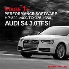 audi s4 b8 5 ecu upgrade stage 1 plus from giac at bestiale