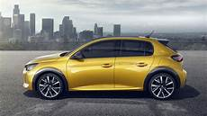 Radical New Peugeot 208 Goes Electric From Launch