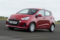 Hyundai I10 Auto Best Small Automatic Cars Best Small