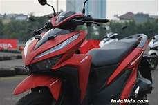 Skotlet Motor Vario 150 by Modifikasi Honda Vario 150 Facelift 2018 Warna Merah