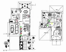 free cad software for house plans cad house layout 2d view floor plan dwg autocad software