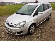Opel Zafira 1 8 Pkw Gebraucht Kaufen Auction Premium