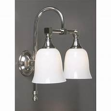 victorian period style bathroom wall light satin nickel finish ip44
