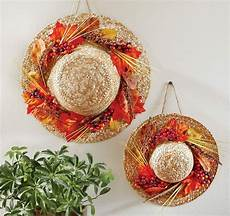 Decorations On Clearance by Fall Decorations Hanging Wall Decor Leaves Berries Straw