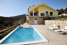 Small House With Heated Pool In Trogir Company Larus M