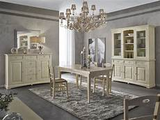 mobili sale da pranzo sala da pranzo avorio patinato linea goccia