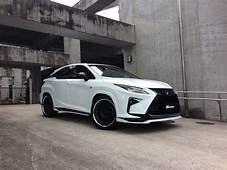 Lexus RX Wide Body Kit By Artisan Spirits 4  Modified
