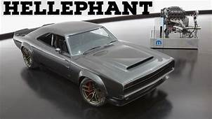 2019 Dodge Charger With 1000 Hp Hellephant 426