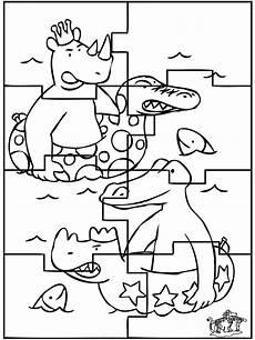 puzzle babar pusle