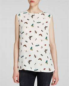 lyst equipment blouse kyle sleeveless complex insect
