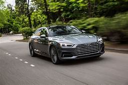 2018 Audi A5 S5 Sportback Review Does Anyone Still Want