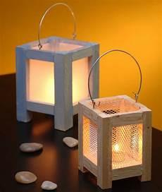 candele d arredo costruire una lanterna d arredo lade fai da te