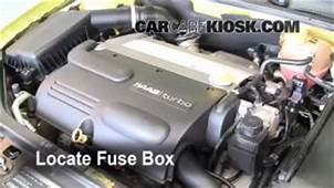 Battery Replacement 2003 2007 Saab 9 3  2004