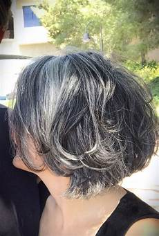 highlighting salt and pepper hair salt and pepper sterling silver 268 best gray over 50 hair images on pinterest hair cut going gray and hairdos