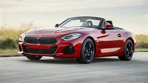 Love It Or Leave  The 2019 BMW Z4 Top Speed