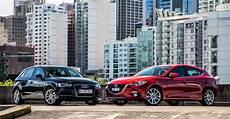 Mazda A3 2016