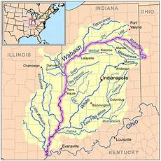 what river forms the border between indiana and kentucky wabashriver map river wabash river the wabash is the longest river in indiana it flows from