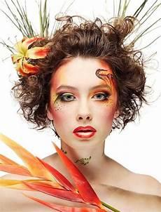 schminktipps fasching ph 246 nix blumen makeup colors