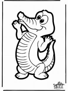 Malvorlage Krokodil Einfach Ausmalbilder Krokodil Kostenlos Malvorlagen Zum