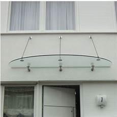 vordächer aus aluminium individuelle vordachideen