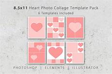 8 5 x 11 business card template indesign 8 5x11 collage photo templates templates