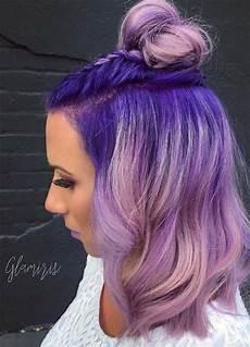 purple hair color 50 lovely purple lavender hair colors purple hair