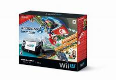 Nintendo Wii U 32gb Mario Kart 8 Pre Installed