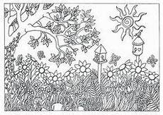 nature coloring pages 16353 tree river nature coloring page coloring for adults coloring