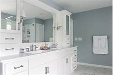 image result for benjamin wales gray benjamin bathroom grey walls lighted