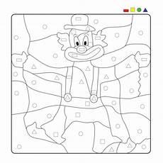 Zirkus Ausmalbilder Kindergarten Clown Symbolspiel Kindergartenkram Zirkus