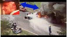 Niki Lauda Crash N 252 Rburgring 1976
