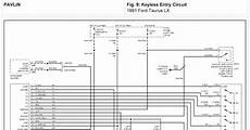 97 ford taurus sho engine diagram 1991 ford taurus lx system wiring diagram for keyless entry circuit schematic wiring diagrams