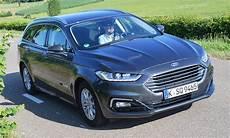 Ford Mondeo Hybrid Turnier Test Autozeitung De