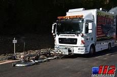 Kreuznach112 De Lkw Unfall A61