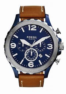 fossil herrenuhr nate jr1504 nur 129 00