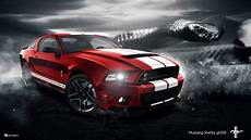 Wallpaper Ford Mustang Shelby Gt500