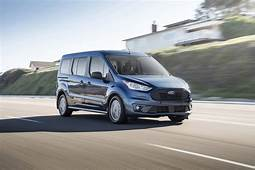 2019 Ford Transit Connect Wagon Gets EcoBlue Diesel