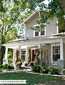 town country home charming home tour our vintage home town