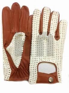 gants de conduite classique homme cuir vintage r 233 tro