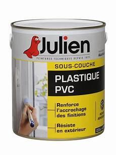 peinture pvc extérieur sous couche plastique pvc peintures julien
