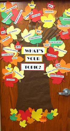 dewey decimal tree library skills library displays bulletin board display
