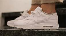 finally an all white nike air max 1 sole collector
