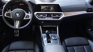 Bmw 330i Sport 2019 Interior