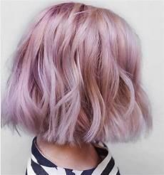 Cheveux Lilas Coupe Courte Cheveux Lilas La Tendance