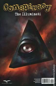 book illuminati conspiracy the illuminati 2018 zenescope comic books